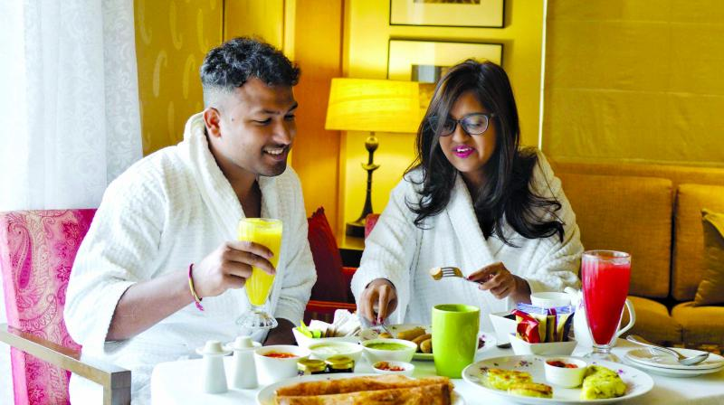 A large section of Bengalureans from all walks of life, are now opting for staycations within the city or just on the outskirts.