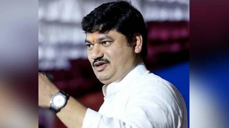 An FIR has been lodged against NCP leader Dhananjay Munde for allegedly making obscene comments against his cousin and Maharashtra minister Pankaja Munde at an election rally, a police official said on Sunday. (Photo: File)