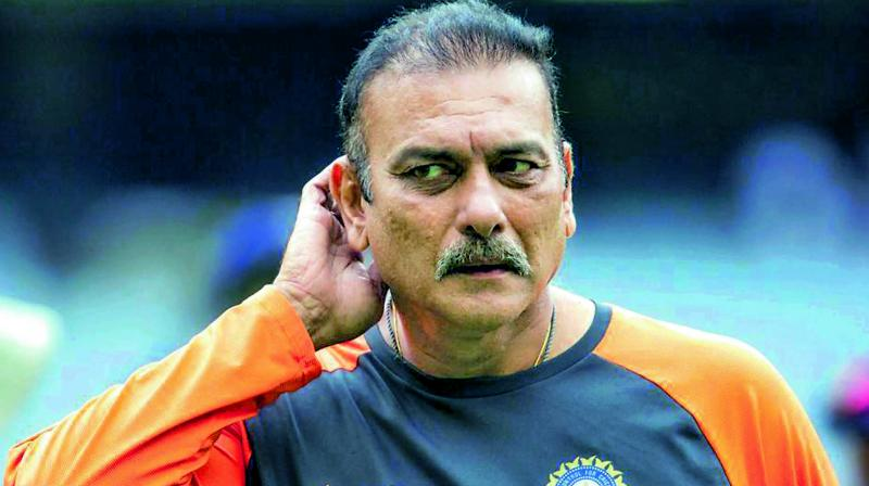 Ravi Shastri said he would observe how things work out in this game before giving a definitive view. (Photo: File)