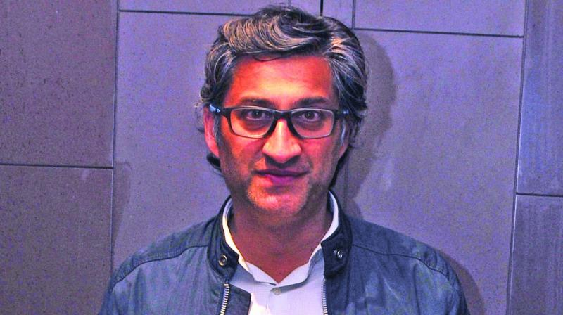 Asif Kapadia (Photo: Bunny Smith)