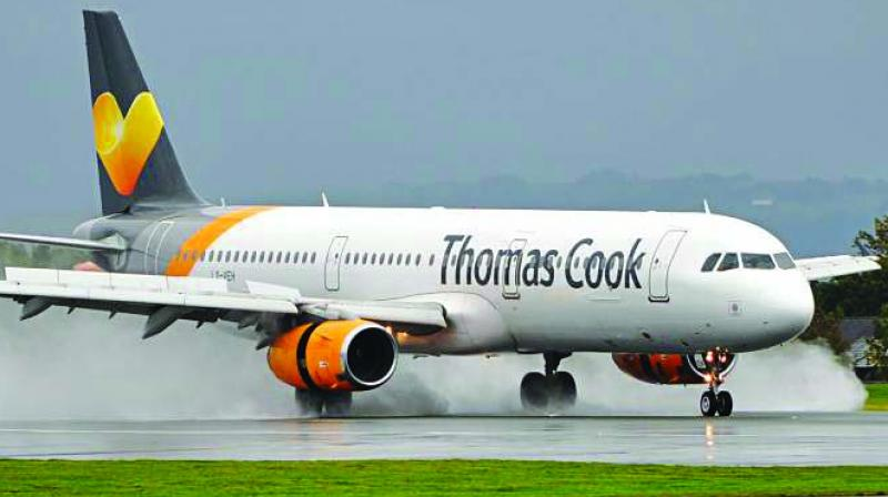 Thomas Cook India is negotiating with the liquidator of its global namesake to buy out the brand.