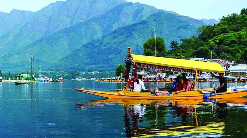After remaining locked down for around two months, on October 10 the government had opened Kashmir for tourists. But the uncertainties still continue, finds the trade.