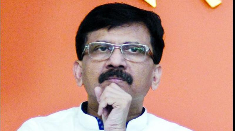 Raut said they had to accommodate allies who supported the Thackeray-led party after the state Assembly poll results were announced on October 24. (Photo: File)