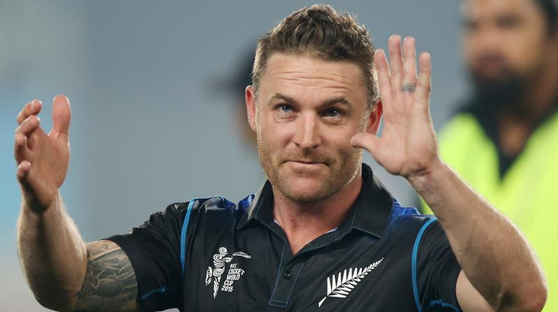 McCullum also played 71 T20Is and scored 2140 runs with an average of 35.66. (Photo: AP)