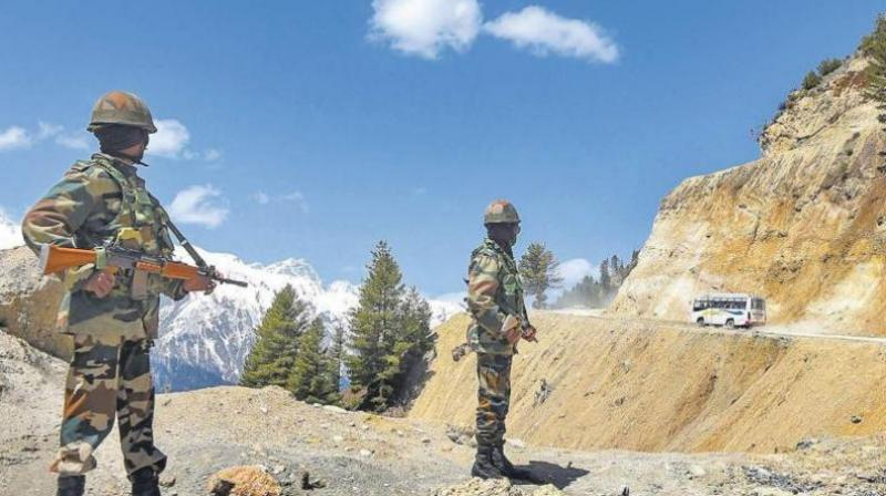 The joint statement issued on Sunday on the Corps Commanders meeting said that the two sides positively appraised the smooth completion of LAC in the Western Secto in the Pangong Lake area. (Representational Image: PTI)
