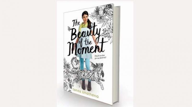The Beauty of the Moment By Tanaz Bhathena Penguin, Rs 299