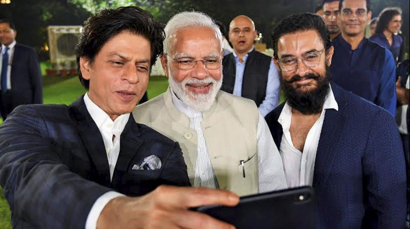 The biggest names from Bollywood - Shah Rukh Khan, Aamir Khan, Akshay Kumar - often adopt selctive activism suiting their needs