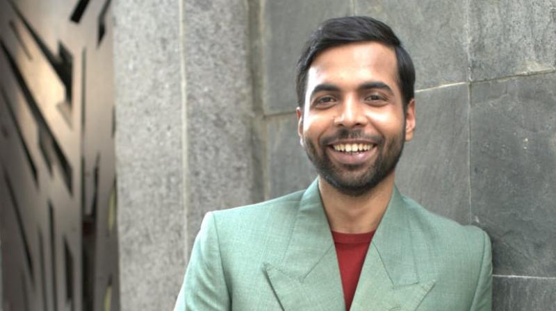 Actor Abhishek Banerjee