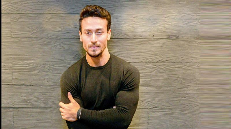 Actor Tiger Shroff
