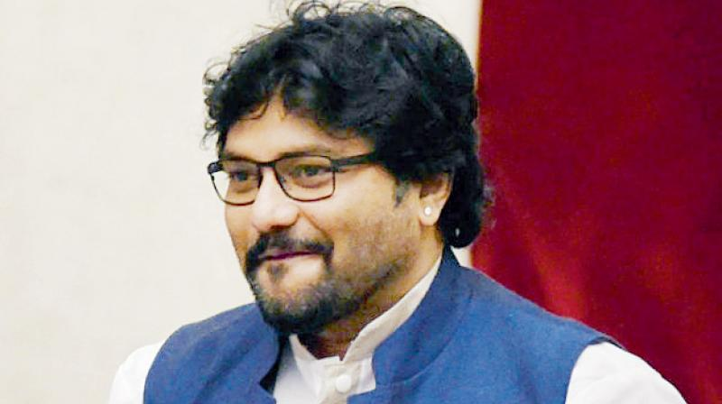 Taking to Twitter, BJP leader Supriyo wrote, 'They became half in 2019 and they will be swept away by 2021,' Supriyo said. (Photo: File)