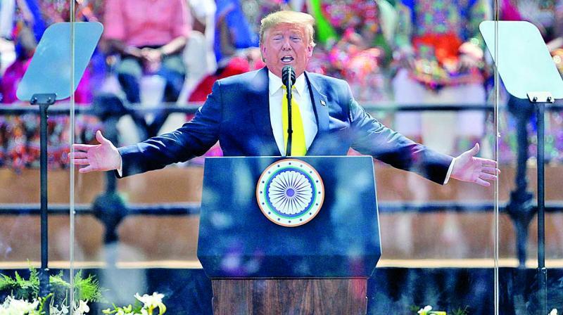 US President Donald Trump (Photo: PTI)