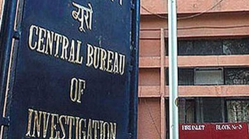 Central Bureau of Investigation. (Photo: Representational image)