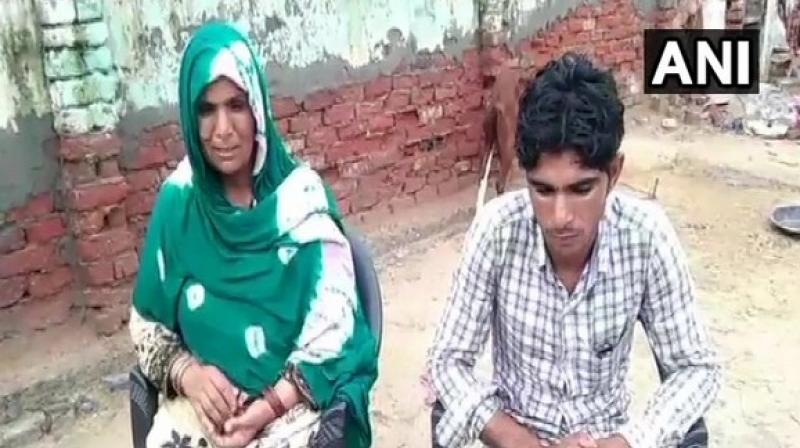 Pehlu Khan, a cattle trader, was beaten to death allegedly by self-proclaimed cow vigilantes on suspicion of cow smuggling in Alwar district 2017. (Photo: ANI)