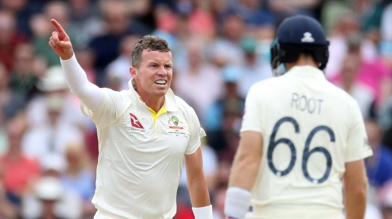Australia pacer Peter Siddle, who replaced injured Josh Hazlewood, wants to grab chance and make the most of it in the second Test against New Zealand. (Photo:AFP)