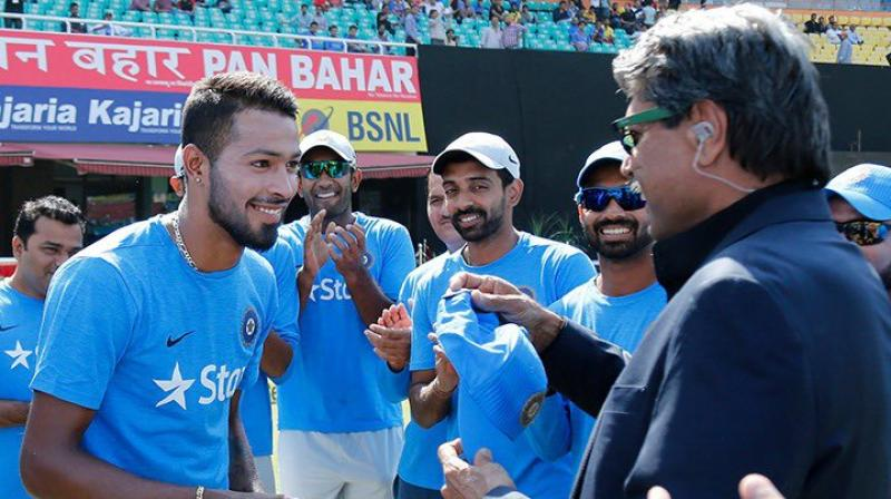 Recently, the Board of Control for Cricket in India (BCCI) confirmed that Pandya underwent a lower-back surgery in London. (Photo: Hardik Pandya/Twitter)