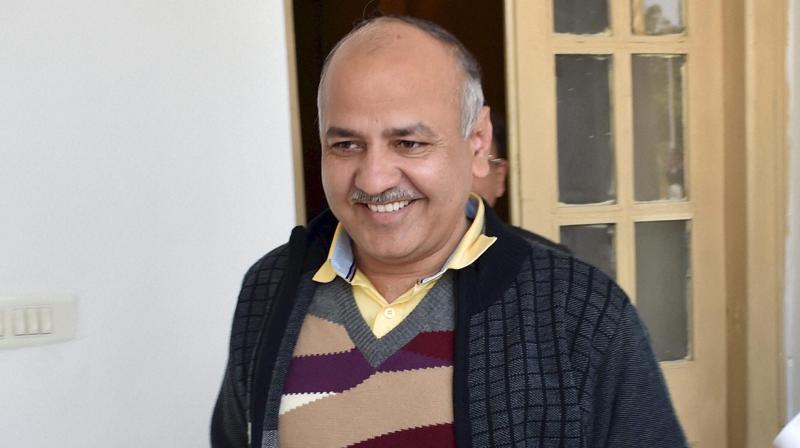 Delhi Deputy CM Manish Sisodia (Photo: PTI)