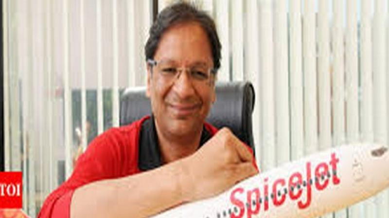 SpiceJet to hire up to 2,000 Jet Airways staff, says Ajay Singh