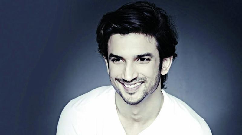 File image of actor Sushant Singh Rajput.