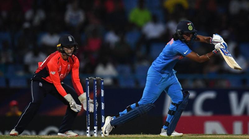 Defending a small total of 112 runs, Indian bowlers failed to maintain the pressure on the opposition despite getting some early breakthroughs in the encounter. (Photo: BCCI)