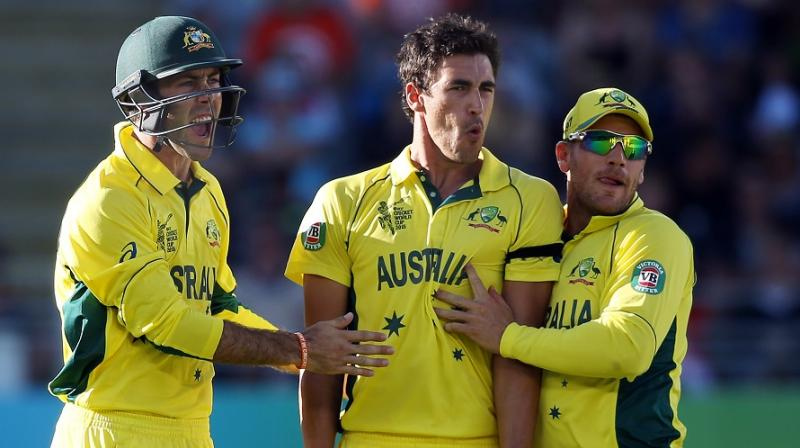 Australian cricketers, who can earn more than $1 million for a stint in the league, must receive the permission of CA and the board on Thursday announced a series of conditions. (Photo: AFP)