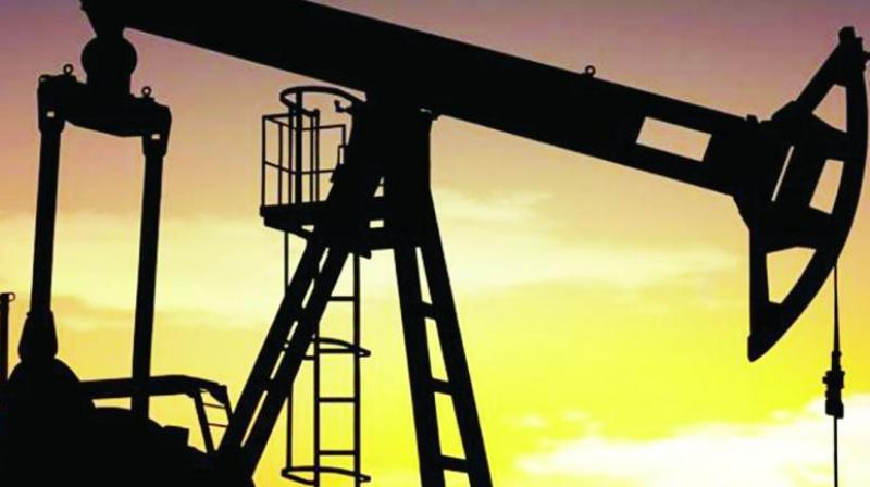 Brent crude oil futures were at USD 67.03 per barrel at 0231 GMT, down 13 cents, or 0.2 per cent.