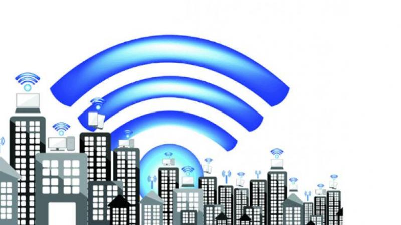 The launch of Wi-Fi hotspots under the rural broadband project 'BharatNet' has seen 190 per cent jump in data usage to 95 terabyte in six months of the service, as per an official report.