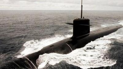 Pakistan Navy claims it 'blocked' Indian submarine entering waters