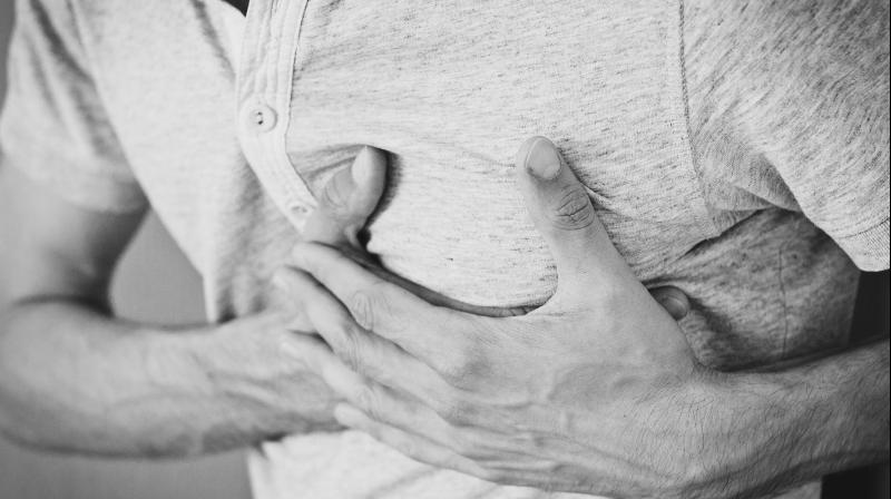 Heart disease is the leading cause of death for both men and women. (Photo: Representational/Pexels)