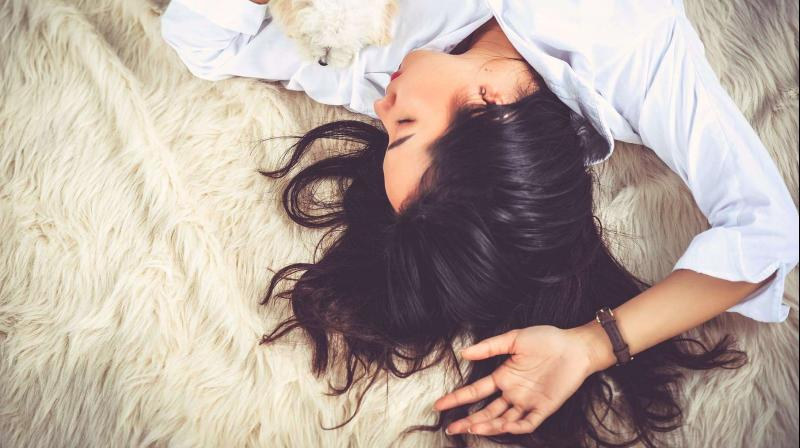 Without the benefits of sound sleep, distressing events of decades ago continue to activate the emotional circuits of the brain as if they are happening right now. (Photo: Representational/Pexels)