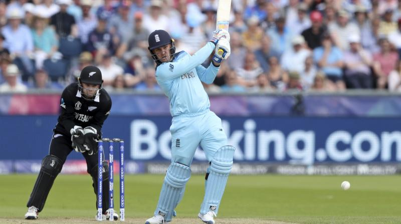 A common factor in both the victories was the flying start England got from openers Jonny Bairstow, who smashed his second successive century on Wednesday, and Jason Roy who made a roaring return from a hamstring injury in the match against India. (Photo: AP)