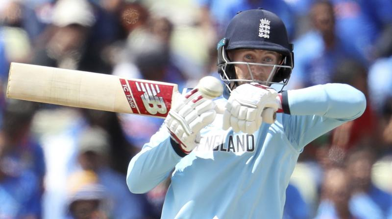 Joe Root is now the fifth highest run-getter of the premier tournament. The list is topped by India batsman Rohit Sharma, who has 544 runs under his belt. (Photo: AP)