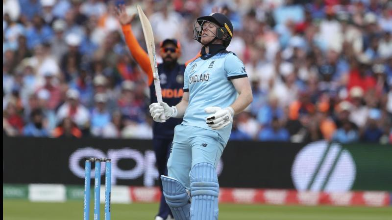 Victory meant they are guaranteed to finish third in the 10-team round robin and so take part in the second semi-final at Edgbaston on July 11. England beat India, their potential last four opponents, by 31 runs at the Birmingham ground on Sunday and they have won their last 10 matches in all formats at Edgbaston. (Photo:AP)