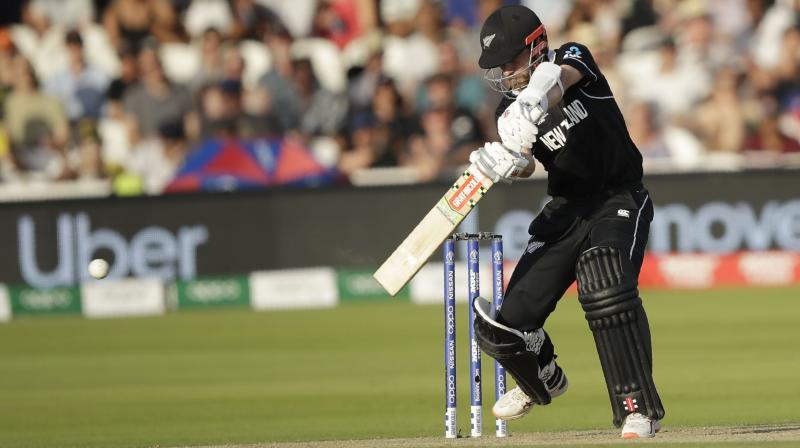 The consolation for Kane Williamson's men is they are all but certain of a place in the semi-finals given their huge net run-rate advantage over Pakistan. (Photo: AP)