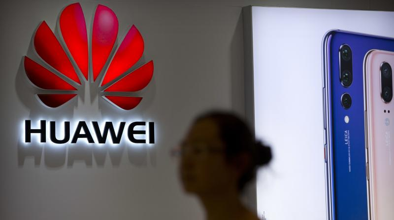 . ARM's chip designs contain technology of US origin and are the backbone of Huawei handsets. (Photo: AP)