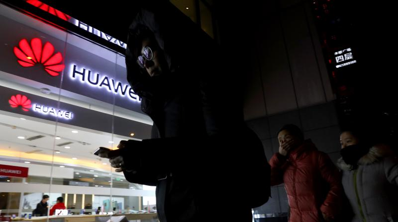 Australia and New Zealand have already blocked Huawei from building 5G networks. Britain's BT Group said on Wednesday it was removing Huawei's equipment from the core of its existing 3G and 4G mobile operations and would not use the company in central parts of the next network. (Photo AP)