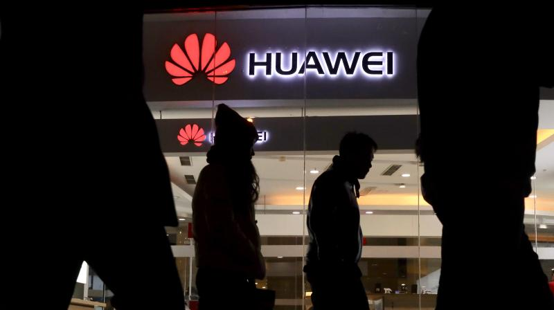 Huawei also said in the filing that it had sought to meet with FCC commissioners to discuss the rule-making but were rebuffed. (Photo: AP)
