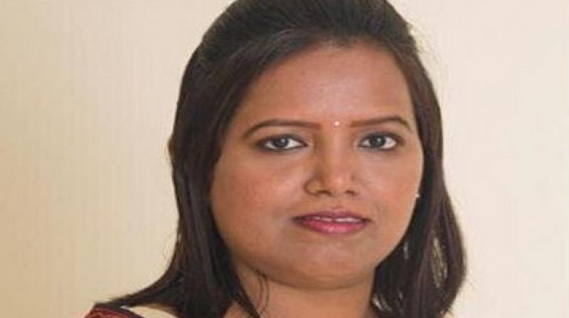 Congress MLA Varsha Gaikwad. (Photo: Twitter)