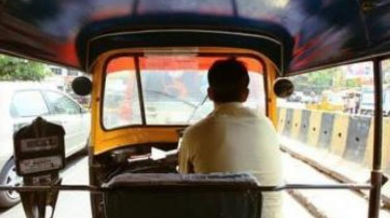 'A rickshaw driver was masturbating while looking at my friend in the rear view mirror,' friend of victim tweeted. (Photo: Representational)