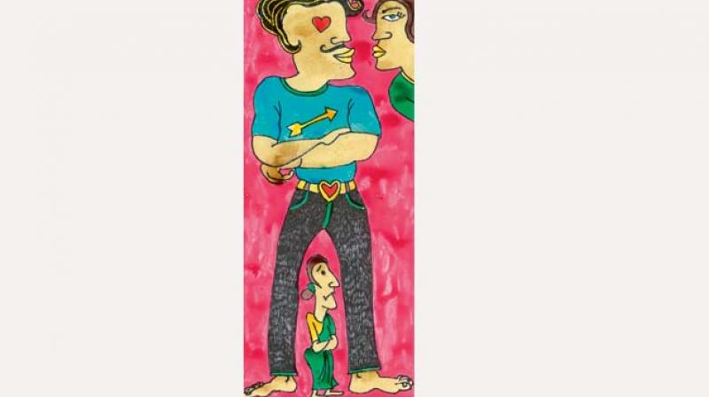The Supreme Court has PRONOUNCED  several epochal judgements that seek to do justice to women by ending age old inequality. (Illustration: Prashant Hirlekar)