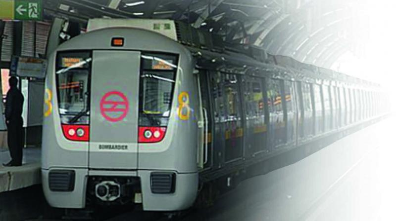 NGT directed Delhi Metro authorities to comply with prescribed limits and Delhi Pollution Control Committee to keep a check on the same. (Representational Image