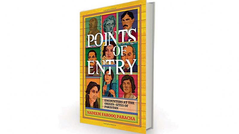 Points of Entry by Nadeem Farooq Paracha, Tranquebar, Rs 499