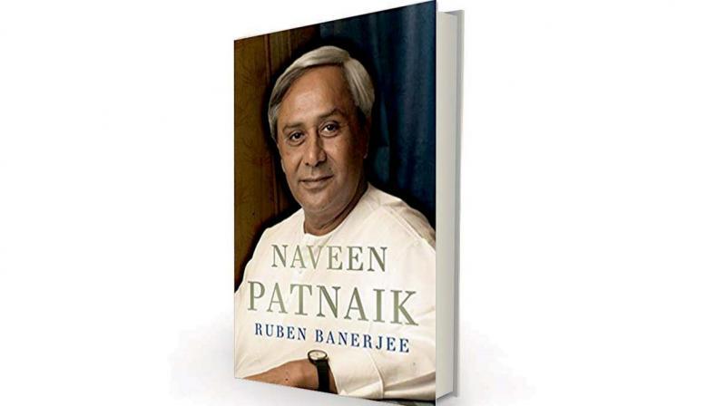 Naveen Patnaik by Ruben Banerjee, Juggernaut, Rs 599