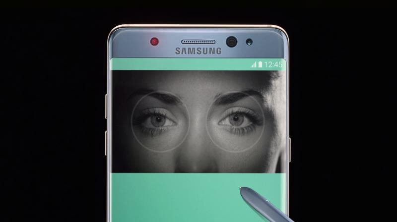 Currently the company is only counting on fingerprint and iris scanning to be used as authentication for Samsung Pay. There are also reports about the company trying to rope in more banking apps to be compatible with iris scanner.