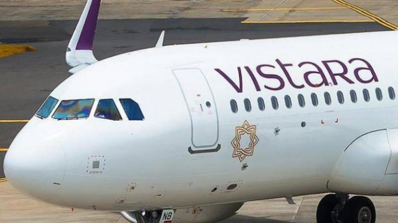 Vistara will expand its footprint to other international markets going forward, the release said.