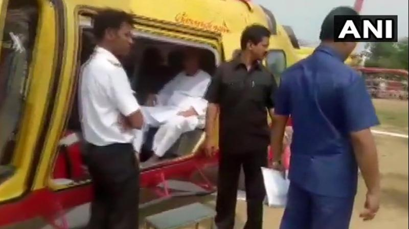 Election officials in Odisha said the flying squad is entrusted with undertaking such inspections, notwithstanding the personality. (Image: ANI)