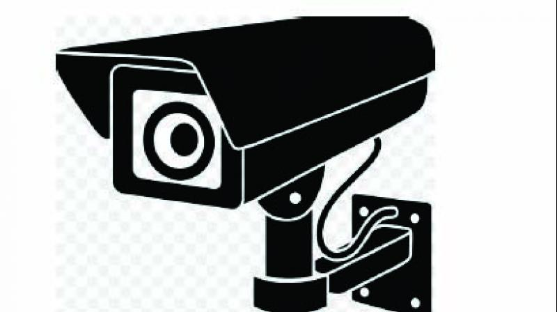 Out of the 560 cameras installed in New Delhi district, 212 are not working. In west district, 288 CCTV cameras were installed out of which 133 are out of order.