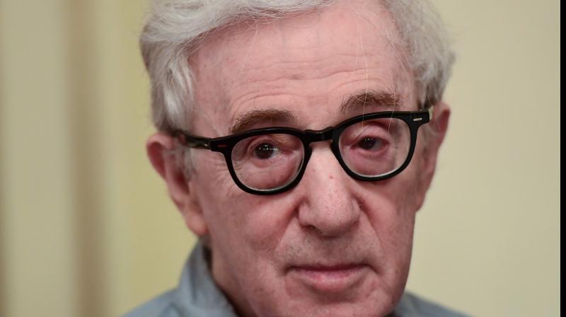 Director Woody Allen (AFP file photo)