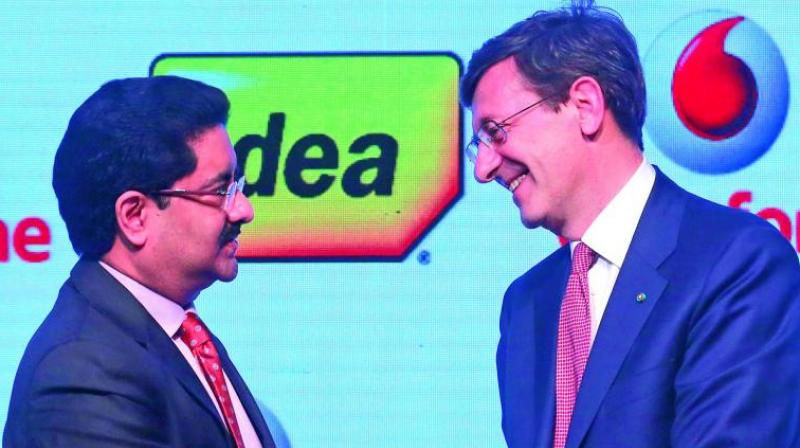 Vodafone Idea zoomed 29.75 per cent to Rs 5.80 on the BSE. (Photo: AP)