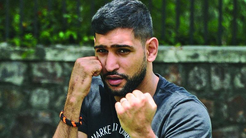 Amir Khan (Photo: Biplab Banerjee)