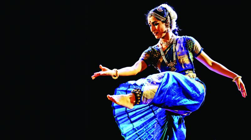 Amrita Lahiri: The best dancer of all. (Photo: Vinay Jain)